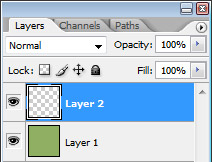 Working with layers